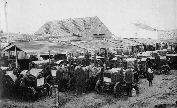 Снято в Джанкое, 1929 год