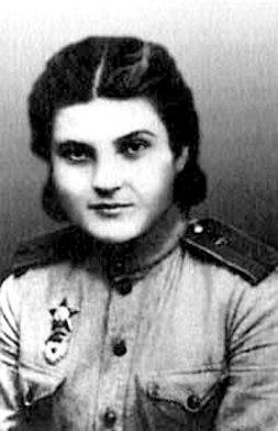 Вера Лукьяновна Белик