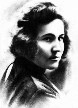 Мария Васильевна Октябрьская