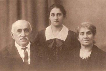софья пастак с родителями